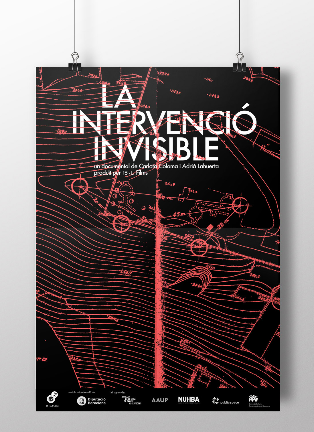 15-L. Films · La Intervenció Invisible